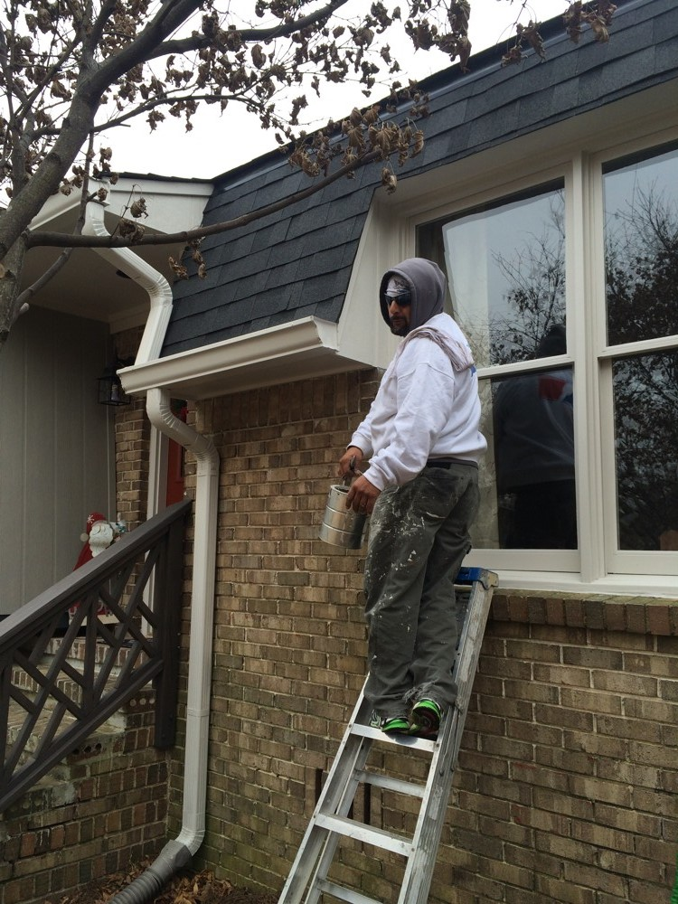 Exterior Painting And Repair In Bluff Park Hoover Al