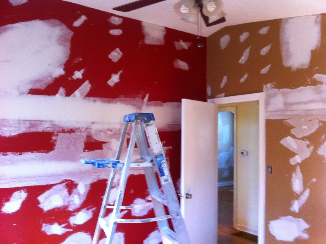 Image result for house painter prep work images
