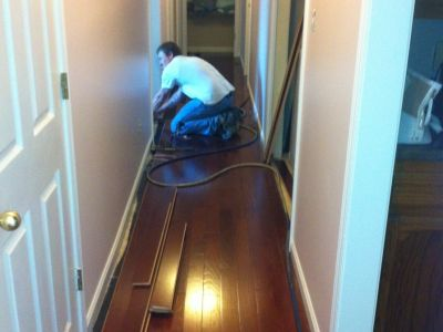 Hardwood Floor Intalation (12)
