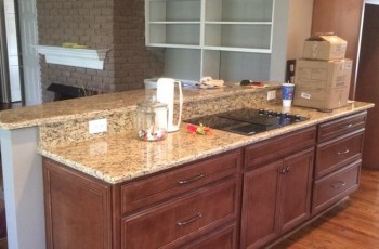 Kitchen Remodeled in Mountain Brook, Al