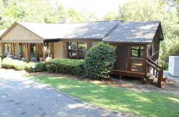 Porch Addition/Construction in Mountain Brook, Al