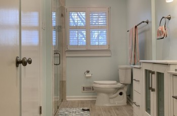 Another Birmingham Bathroom Remodeled