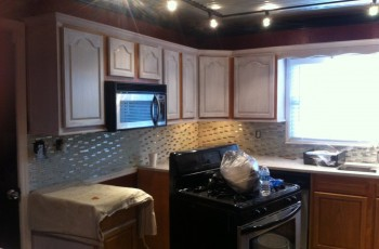 Kitchen remodel in Crestwood, Al