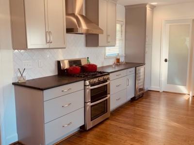 Small Kitchen Remodeled Birmingham, AL