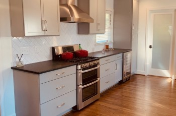 Small Kitchen Remodeled Birmingham, AL